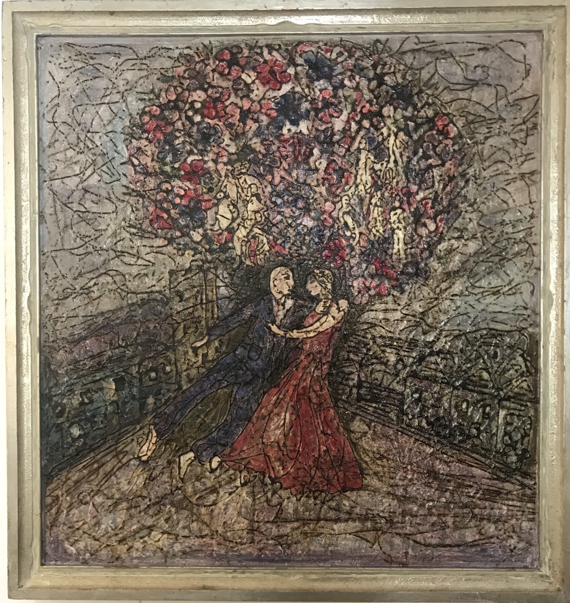Everyone loves a Chagall – this weeks painting blog