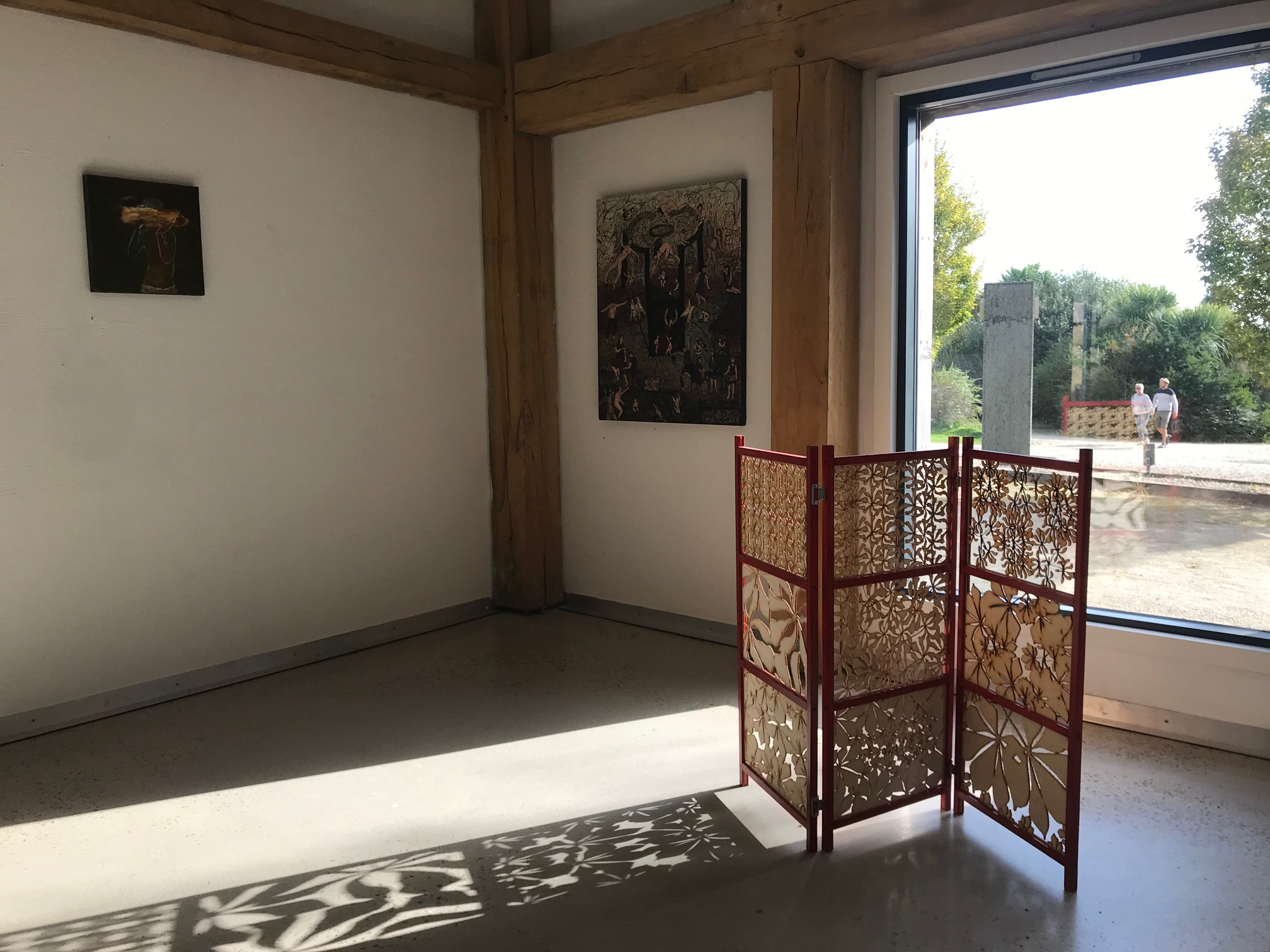 Paintings on show at Tremenheere Gallery