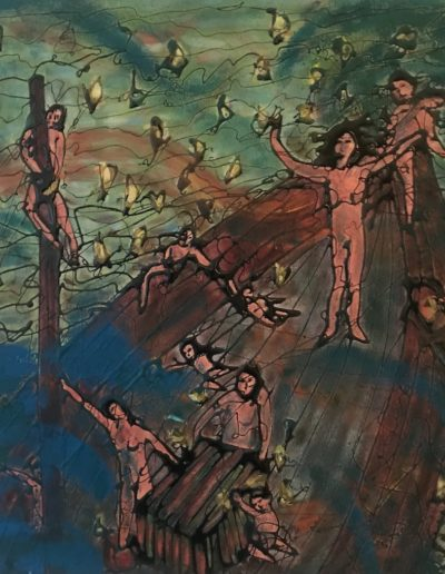 delpha hudson painting for sale
