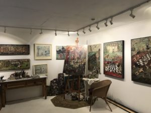 show art studio