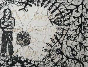SHE-HER-I, Liquid Selves, 2014, 45x35cm, £695